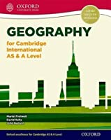 Geography for Cambridge International AS & A Level Student Book【洋書】 [並行輸入品]