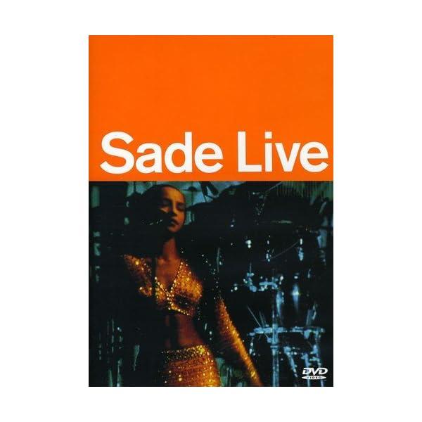 Sade Live [DVD] [Import]の商品画像