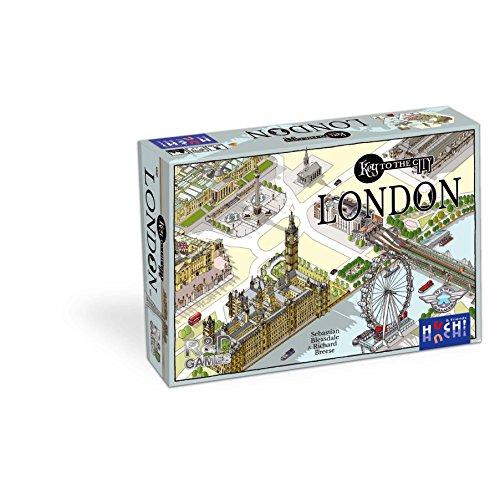キー・トゥ・ザ・シティ:ロンドンの街の鍵(Key to the City ― London)