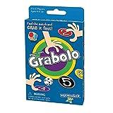 PlayMonster Grabolo - 素早くつかめるカードゲーム