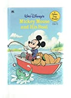 Walt Disney's Mickey Mouse and His Boat (Disney Easy Reader)