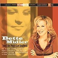 Sings the Peggy Lee Songbook by Bette Midler