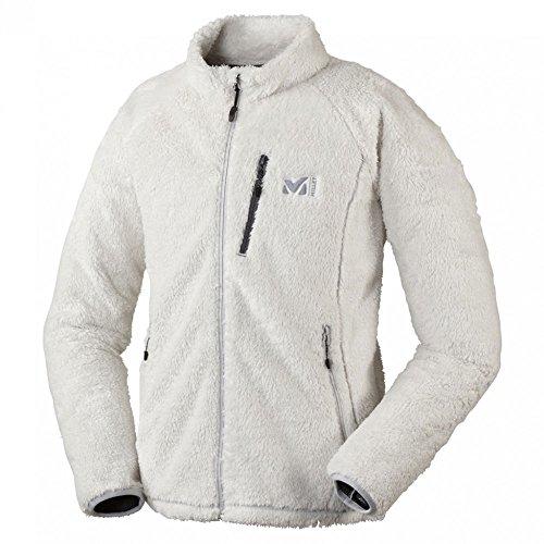 ミレー MIV01149 GOULOTTE SOFT SHELL JKT グロット ソフトシェル ジャケット オフホワイト LL【Mens】