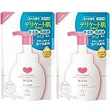 カウブランド 無添加 泡の洗顔料 詰替用 2個組 (180mL×2個)