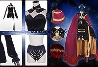 「ノーブランド品」Fate/Grand Order(フェイトグランドオーダー・FGO・Fate go) エレシュキガル コスプレ衣装 全セット