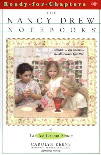 The Ice Cream Scoop (Nancy Drew Notebooks #6)の詳細を見る
