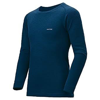 mont-bell ジオラインEXP. ラウンドネックシャツ Men's 1107518 IND XL