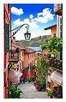 Pintoo–h1555–Bellagio、湖Comoイタリア–1000Pieceプラスチックパズル