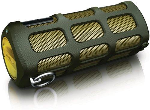 PHILIPS SHOQBOX ワイヤレスポータブルスピーカー Bluetooth対応 アクティブモデル