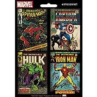 Mini Sticker Set-Marvel (並行輸入品)