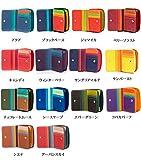 mywalit カーフ レザー 2つ折り ウォレット 財布 マイウォリット/マイウォレット ブラックペース MY2264