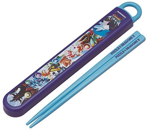 スケーター 箸 箸箱 セット スライド式 16.5cm パス...