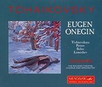 Eugene Onegin by Galina Vishneyskaya