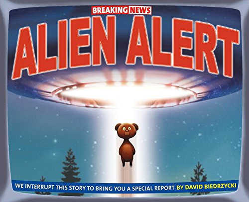 [画像:Breaking News: Alien Alert]