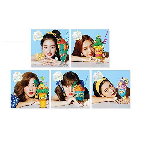 レッドベルベット - Summer Magic 初回限定版 [Random ver.] (Summer Mini Album) CD+Booklet+Folded Poster [KPOP MARKET特典: 追加特典フォトカードセット] [韓国盤]