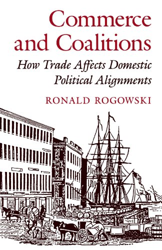 Download Commerce and Coalitions: How Trade Affects Domestic Political Alignments 0691023301