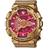 カシオ CASIO G-Shock S Series Rose Gold Pink Dial Women's Watch GMAS110GD-4A1 女性 レディース 腕時計 【並行輸入品】