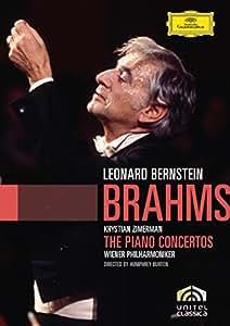 ブラームス:ピアノ協奏曲 第1番・第2番 [DVD]