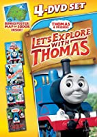 Let's Explore With Thomas [DVD] [Import]