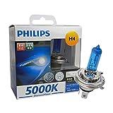 PHILIPS(フィリップス)ハロゲンバルブ ダイアモンドヴィジョン DV-H-4 5000K DV-H4-3
