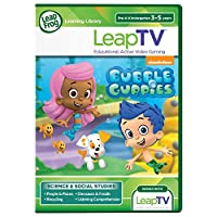 LeapFrog LeapTV Nickelodeon Bubble Guppies Educational, Active Video Game [並行輸入品]