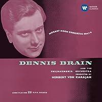 Mozart: 4 Horn Concertos by Dennis Brain