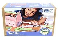 Green Toys Tool Set-Pink Assorted 【You&Me】 [並行輸入品]