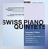 Swiss Piano Quintets by RAFF / GOETZ (2011-02-22)