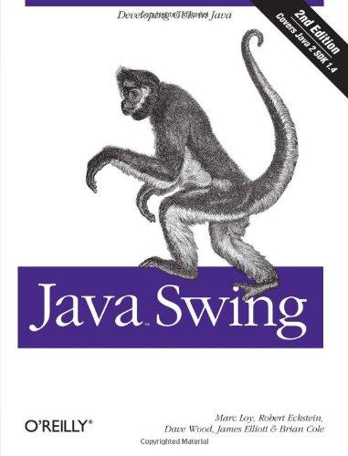 Download Java Swing 0596004087