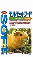 モルモットフードSPソフトタイプ600g おまとめセット【6個】