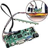 修正アクセサリー B156XW02 15.6インチのディスプレイ用のLCDコントローラボード40Pは、8ビットのHD DVI VGAオーディオ・PC・モジュールキット