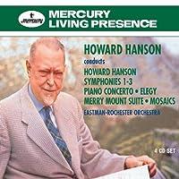 Symphonies 1-3 / Piano Cto / Elegy / Merry Mount