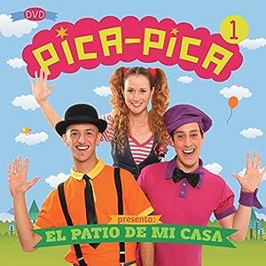 El Patio De Mi Casa [DVD] [Import]