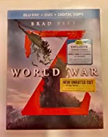 World War Z. [Blu-ray]