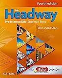 New Headway 4/E Pre-Intermediate Student Book iTutor Pack