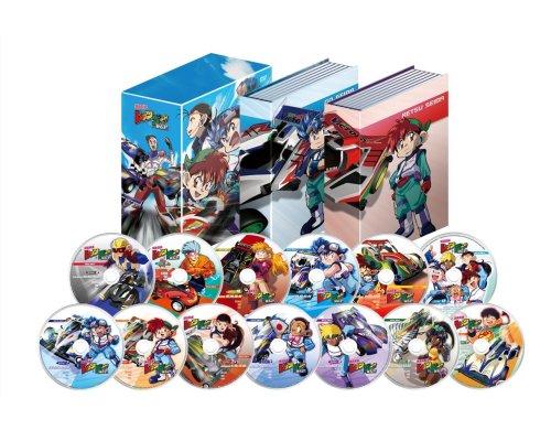 「爆走兄弟レッツ&ゴー!!WGP」 DVD-BOX (完全生産限定版)の詳細を見る