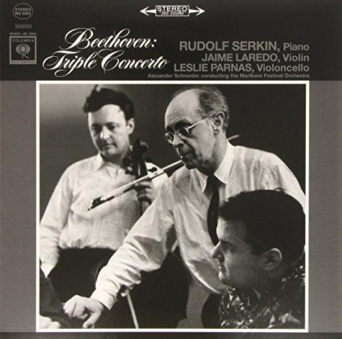 Beethoven: Triple Concerto [12 inch Analog]