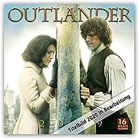 Outlander 2020 - 18-Monatskalender: Original BrownTrout-Kalender