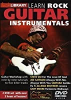Lick Library: Learn Rock Guitar Instrumentals. For ギター