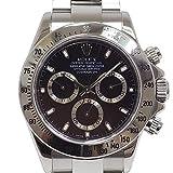 [ロレックス]ROLEX メンズ腕時計 コスモグラフ デイトナ 116520 F番 2004年製 ブラック文字盤 OH済【中古】