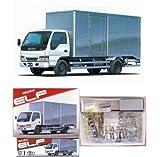 青島文化教材社 1/32 2tカスタムトラック No.01 いすゞ エルフ 保冷車