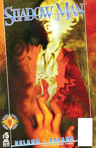Download Shadowman (1997-1998) #5 (English Edition) B01FIOO4J0