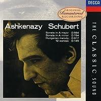 Piano Sonatas by VLADIMIR ASHKENAZY (1995-01-02)