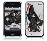 Msic Skins iPhone 3G/3GS用フィルム Dave White – J IV Black iPhone 3G/3GS MSATIP3G0018