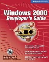 Windows 2000 Developer's Guide (Application Development) [並行輸入品]