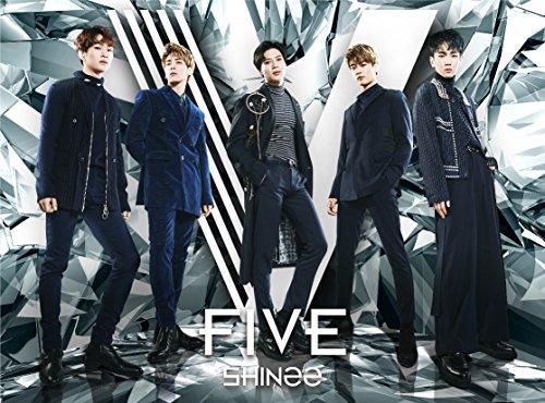【Amazon.co.jp限定】 FIVE (初回限定盤A)(Blu-ray付)【オリジナル特典:下敷き(B5サイズ)】