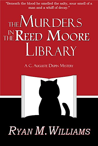 The Murders in the Reed Moore Library: A Cozy Mystery (English Edition)
