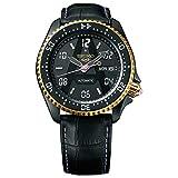[セイコー]SEIKO 5 SPORTS ジョジョの奇妙な冒険 自動巻き メカニカル 流通限定モデル 腕時計 メンズ レオーネ・アバッキオ セイコーファイブ センス Sense SBSA038