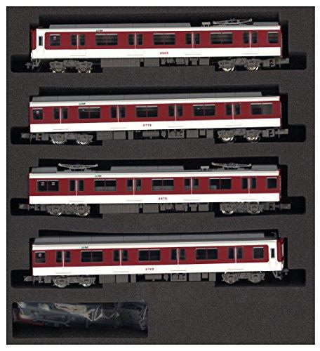 Nゲージ 4154 近鉄2610系連続キセ冷房車4輛 (塗装済完成品)