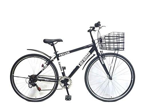 ターラントビジネス 430mm シマノ6段変速 クロスバイク スポーツ用自転車